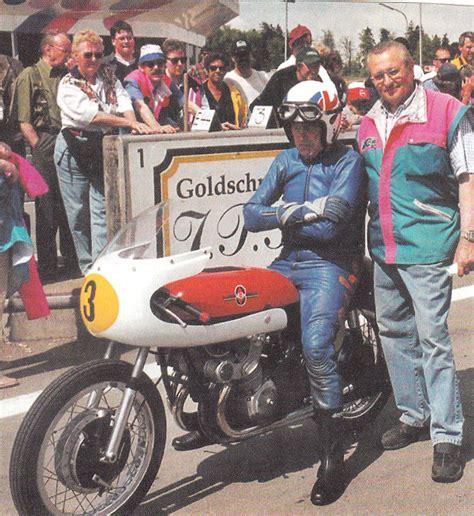 Motorrad Sport Hiller by 2011 Zum Tod Von Hans Cramer