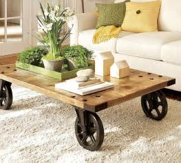 coffe table ideas 19 cool coffee table decor ideas