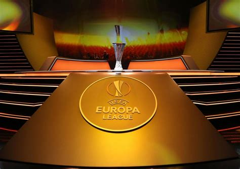 arsenal europa league draw europa league draw arsenal to face atletico marseille