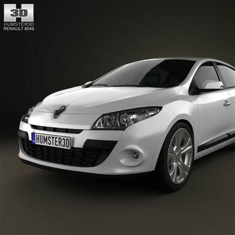 renault hatchback models renault megane hatchback 2011 3d model hum3d