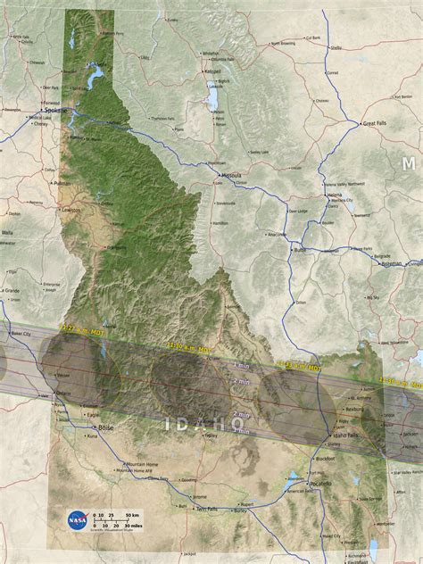 map of oregon eclipse area solar eclipse 2017 the best places to see the