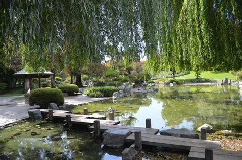 japanese friendship garden pond picture of japanese