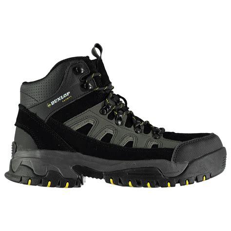 mens safety boots dunlop dunlop safety hiker boots mens safety boots
