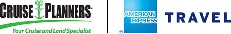 cruise planners logo cruise planners american express travel brings exclusive