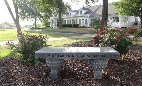 golf bench tee markers atchison monuments granite