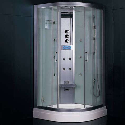 steam shower bath ariel platinum dz934f3 steam shower steam showers