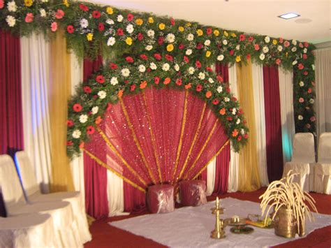 design of kerala wedding stage decoration and house design