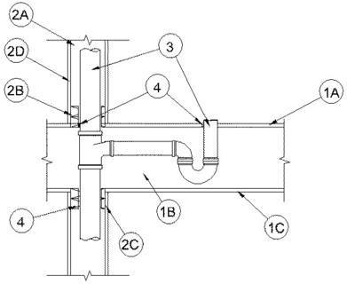 1 Hr Ceiling Plywood Floors - 1 floor ceiling assembly the 1 hr wood joist