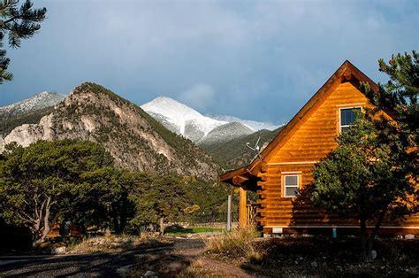 Mount Princeton Cabins by Cabins For Rent At Mount Princeton Springs Resort
