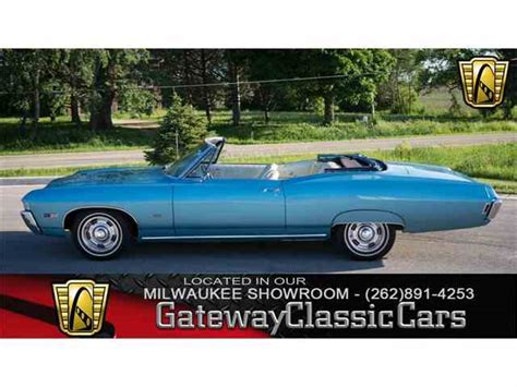 1968 chevy impala ss convertible for sale 1968 chevrolet impala for sale on classiccars