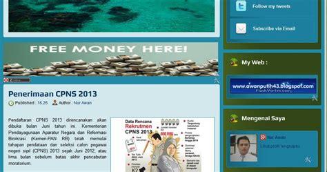 keuntungan membuat blog di wordpress www awanputih43 blogspot com cara membuat blog secara mudah
