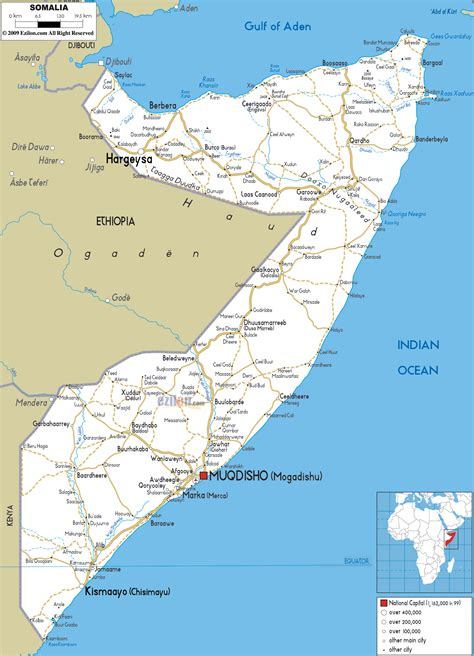 map of somalia opinions on somalia