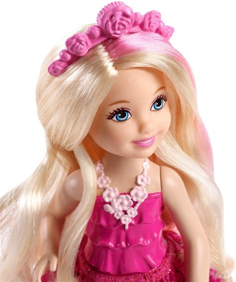 Hair Color And Style Doll by Dkb57 Endless Hair Kingdom Chelsea Doll