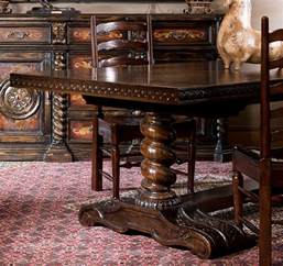 shop the look spanish style dining room rustic western