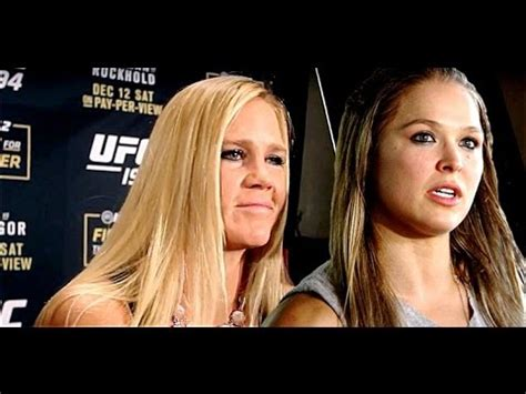 miesha tate talks bad blood with ronda rousey i feel miesha tate holly holm s coaches are far better than