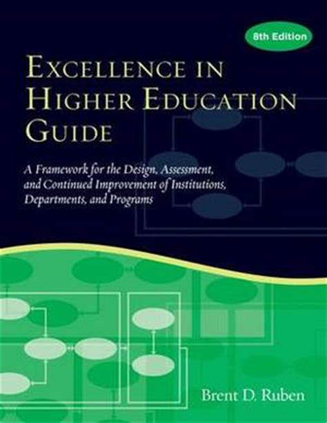 framework design guidelines book magrudy com excellence in higher education guide a