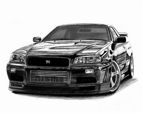 car drawing here some images of cool drawings of cars made with pencil