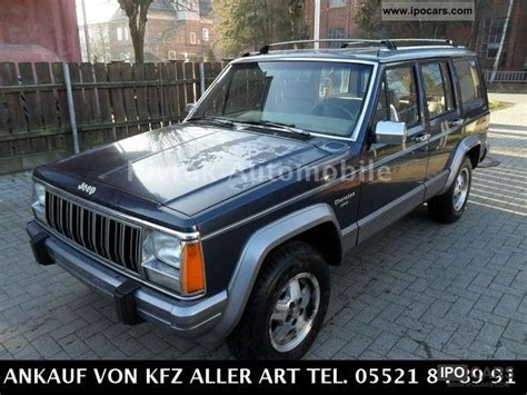 jeep pickup 1992 1992 jeep cherokee 4 0 automatic colorado car photo and