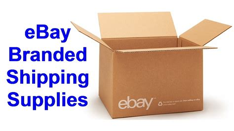 ebay shipping how to get ebay branded shipping supplies co branded