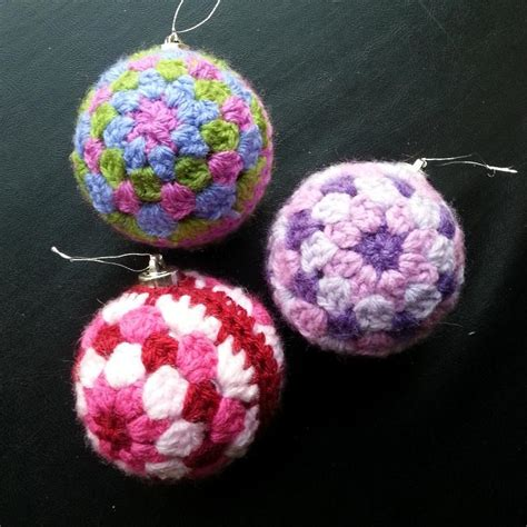 pattern christmas ornament our best free christmas crochet patterns
