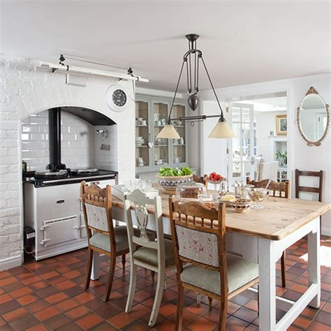 tiled kitchen floors gallery kitchen tile ideas ideal home