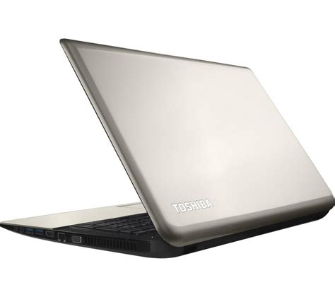 toshiba satellite l70 b 119 17 3 quot laptop gloss silver deals pc world