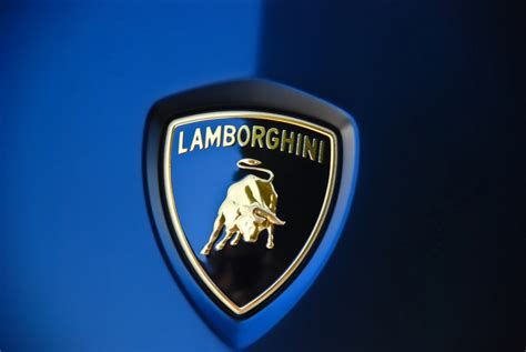 lamborghini logo lamborghini logo on car michael gibson flickr