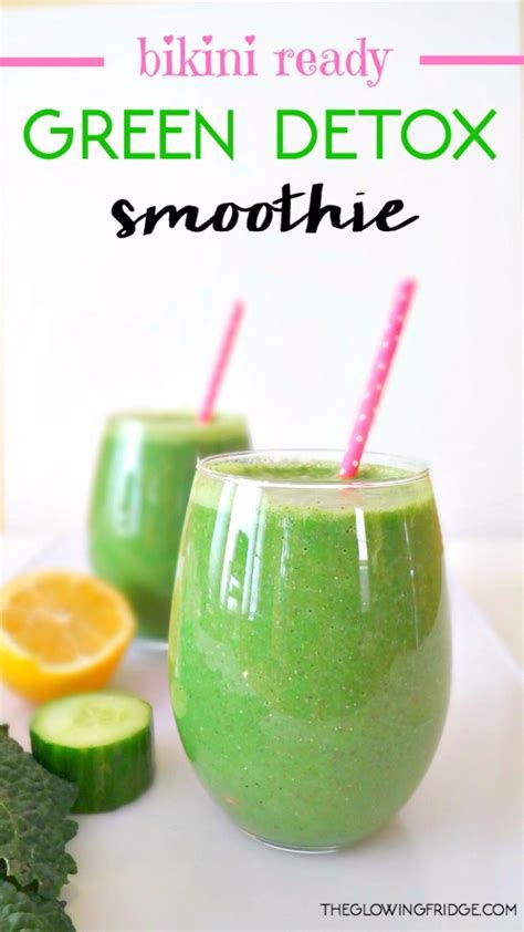 Smoothies To Help Detox From Chemo And Brain Surgery by 38 Diy Detox Ideas