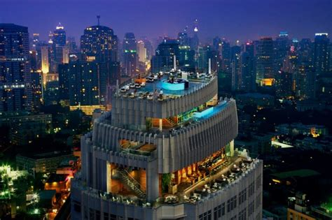 roof top bar in bangkok bangkok s favourite 10 rooftops bars trevellers