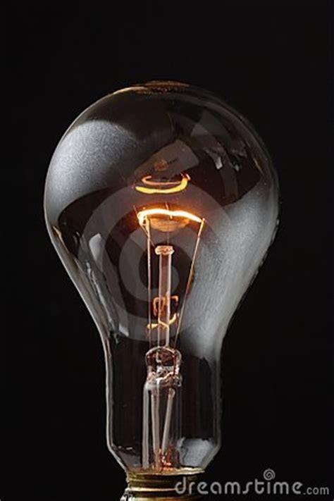 dim light bulb stock photo image 4830230