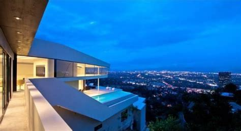 luxury home and technology collide on mulholland drive