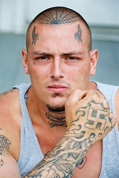 white supremacist tattoos timothy dufresne began adopting radical white
