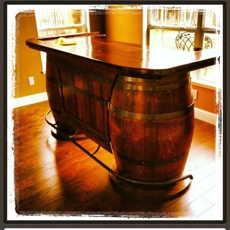wine barrel kitchen table a87a1b7f1572087c9b9d7a10fbede4ea jpg 640 215 640 pixels bar
