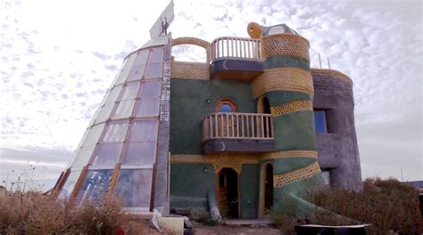 new mexico house earthships meet a community in new mexico living in