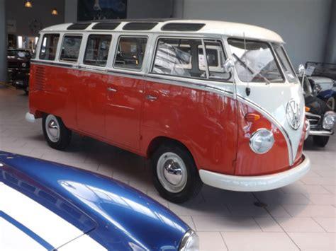 1967 volkswagen type 2 volkswagen typ 2 pre 1967 1961 lieferwagen verkauft