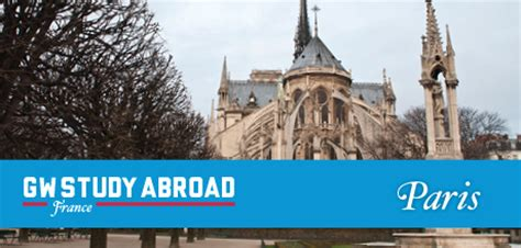 George Washington Mba Tuition Fee by Gw Office For Study Abroad The George Washington