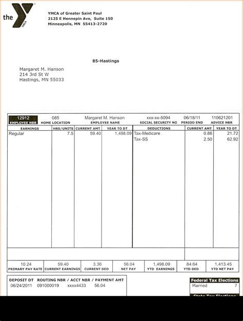 pay stub template word document 1099 pay stub template popular sles templates
