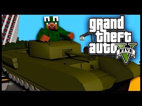 mod gta 5 minecraft download minecraft gta v mod grand theft auto 5 tanks gangs