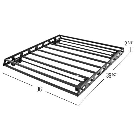 Roof Cargo Racks by Low Profile Multi Purpose Rooftop Cargo Rack Rb 7206 Discount Rs