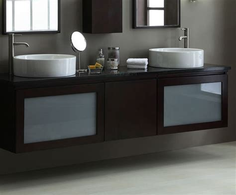 modern floating bathroom vanities 1000 ideas about floating bathroom vanities on