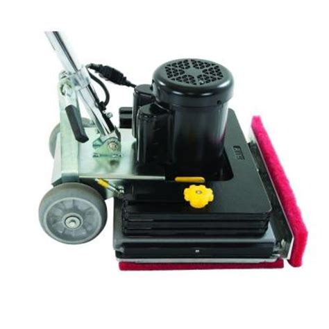 clarke fm40 lx cord electric orbital floor machine
