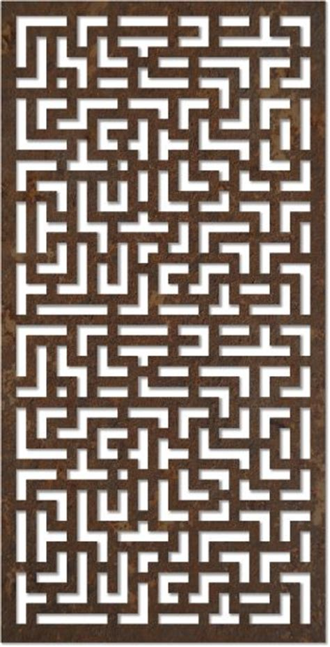 mdf jali geometric design pattern dxf file