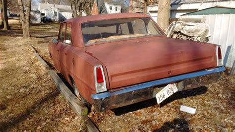 chevy nova project car