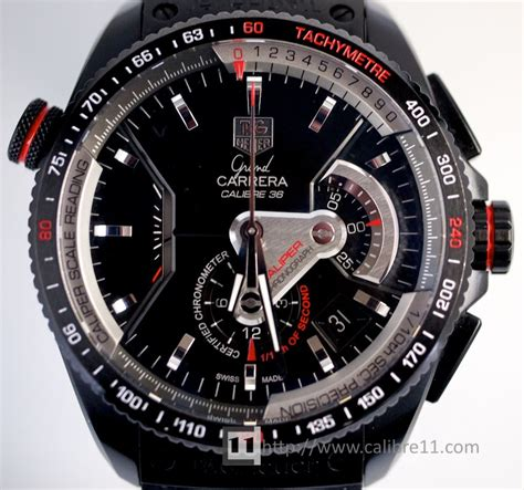 Tag Heuer Grand Calibre 36 Wb For on review grand calibre 36 rs the home of tag heuer collectors