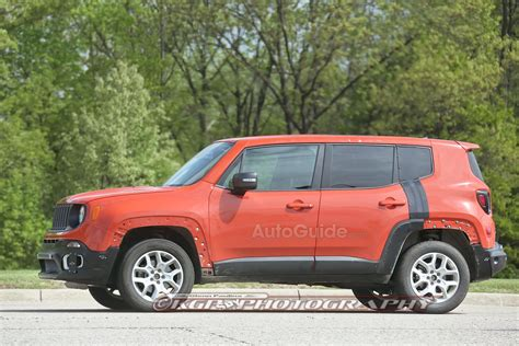 2017 jeep patriot manual 2017 jeep patriot mule spied testing with renegade body