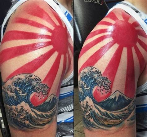 japanese sun tattoo 60 rising sun designs for japanese ink ideas