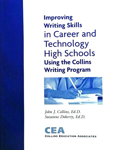 writing clearly proven writing skills books improving writing skills in career and technology high