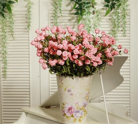Home Decor Flowers Flower Home Decoration Interior Decorating Accessories