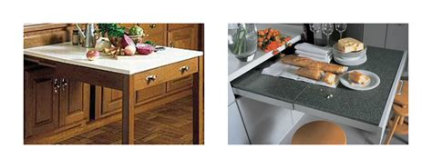 kitchen cabinet table cabinet accessories for small kitchens dreammaker bath
