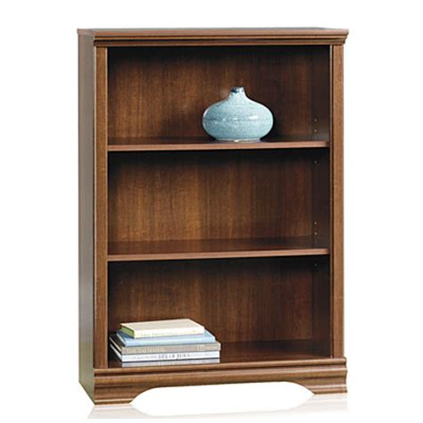 sauder 174 3 shelf bookcase big lots